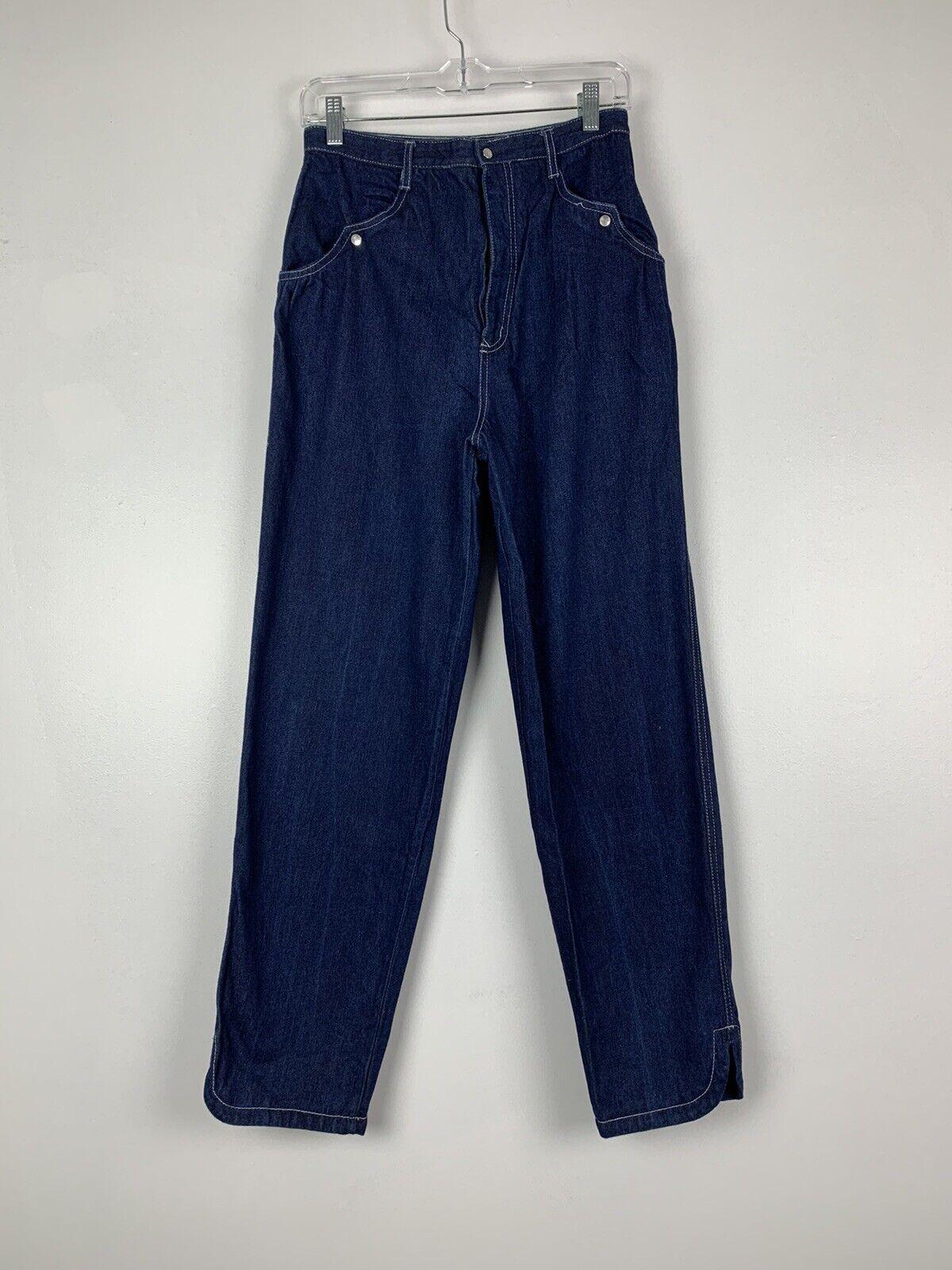 Vintage Women's N'Est-Ce Pas? Jeans 28.5 x 40 100… - image 12