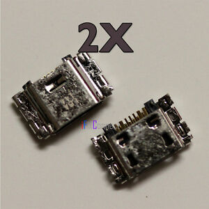 Details about 2 X New T-MOBILE Samsung Galaxy TAB A SM-T357T MICRO USB  Charging Port Plug USA