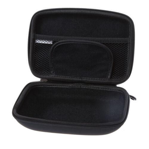 """Hard Carry Case Cover 6/"""" In Car Sat Nav Holder For GPS TomTom Start 60 Garmin"""