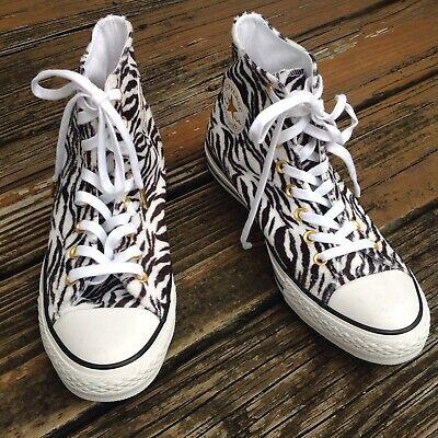 converse all star zebra