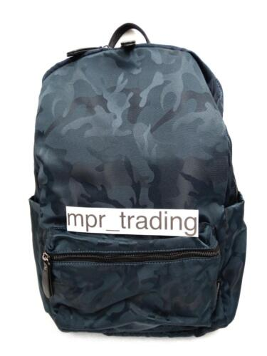 NWT American Eagle Men/'s Camo Print Backpack Travel Bag Navy NEW Back to School