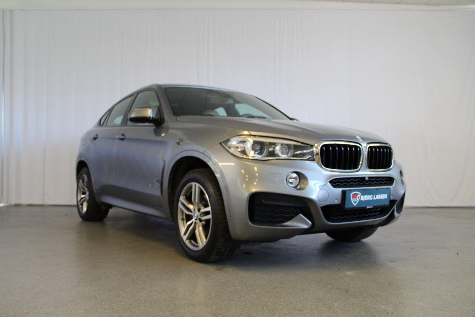 BMW X6 3,0 xDrive30d aut. 5d - 629.900 kr.