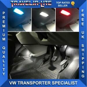Para-VW-T5-T5-1-T6-Transporter-Reposapies-luces-LED-Kit-De-Actualizacion-Kit-de-eliminacion-de