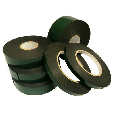 Strong Double Sided Foam Sticky Tape Number Plate Mirror