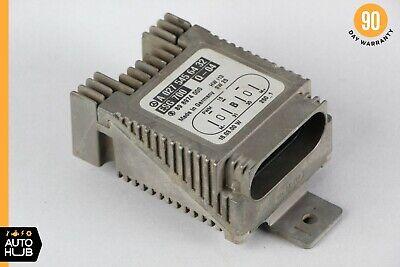 00-01 Mercedes W220 S430 S500 CL500 Cooling Fan Control Module 0275456432 OEM