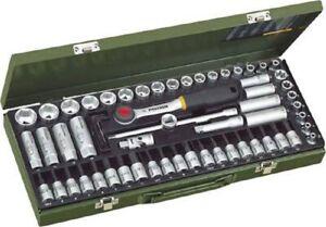 PROXXON-Industrial-Set-Chiavi-Metriche-3-8-65teilig-23112