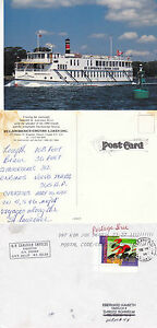 CANADIAN STEAM SHIP MV CANADIAN EMPRESS A SHIPS CACHED COVER amp POSTCARD - Weston Super Mare, Somerset, United Kingdom - CANADIAN STEAM SHIP MV CANADIAN EMPRESS A SHIPS CACHED COVER amp POSTCARD - Weston Super Mare, Somerset, United Kingdom