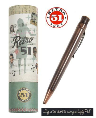 Retro 51 #VRR-1331 / Lincoln Copper, Lucky Penny Rollerball Tornado Pen