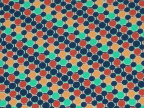 geometric lycra sport fabric designer material colorfast 4 way By the yard