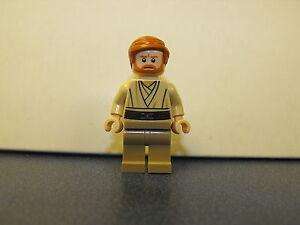 minifigure Dark Tan Legs LEGO Star Wars Obi-Wan Kenobi