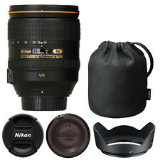Nikon NIKKOR 24-120mm f/4 AS G SWM AF-S VR IF N M/A ED Lens