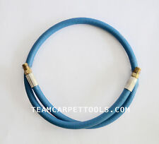 Carpet Cleaning Wands 41 Of Blue Solution Line Hose 3000 Psi 14 Male X Male