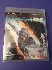 Metal Gear Rising Revengeance (PS3) NEW