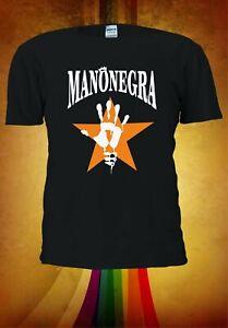 Mano-Negra-French-Music-Band-S-5XL-Funny-Men-Women-Unisex-T-shirt-2982