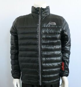 e6527a953b THE NORTH FACE Men s Flare 550-Down Insulated Puffer Jacket Black ...
