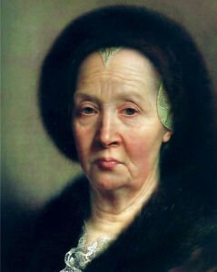 high-quality-oil-painting-100-handpainted-on-canvas-034-Portrait-of-a-Lady-034