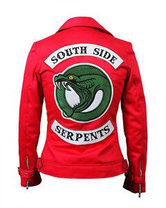 Women's Riverdale Southside Serpents Cheryl Blossom Red ...