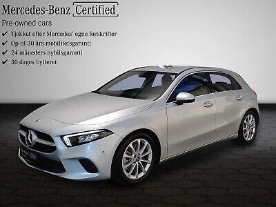 Annonce: Mercedes A250 2,0 aut. - Pris 409.900 kr.