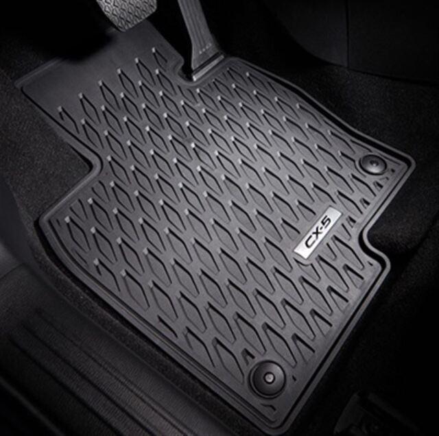Mazda Cx5 Kf All Weather Mats Accessory Genuine Part Ebay