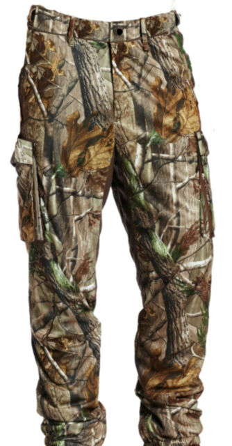 ALPINE RIDGE  CAMO CARGO PANTS HUNTING HIKING SIZE 32-42W REALTREE OR MOSSY