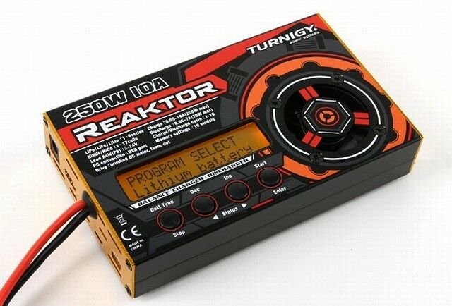 Turnigy reactor 250w 10a balance Charger Icharger 106b+
