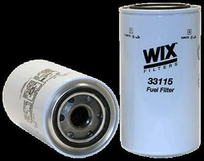33341 Heavy Duty Spin-On Fuel Filter WIX Filters Pack of 1