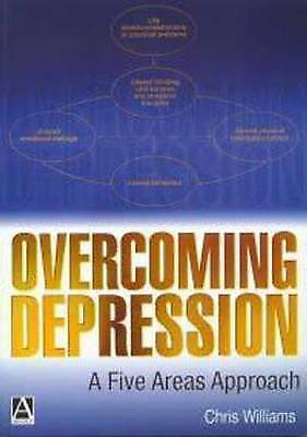 1 of 1 - OVERCOMING DEPRESSION: A Five Areas Approach-ExLibrary