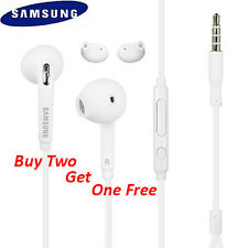 New Headset Earphone Earbud EG920BW For Samsung Galaxy S3 S4 S5 S6 S7/N5 N4 (EG)