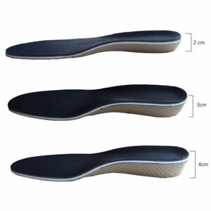 Air-Cushion-Height-Soft-Plantar-Increase-Elevator-Shoe-insoles-Lifts-Pad-Taller