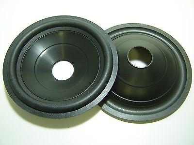 """240-0871-003 Pair 8/"""" Paper Cones Speaker Parts"""