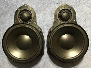 Volkswagen OEM Dynaudio High Performance Premium Front Door Speaker 3C0035454B D