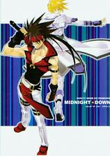 Guilty Gear doujinshi Midnight Down Mani-ya