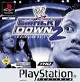 WWE SMACKDOWN 2  !  FÜR PLAYSTATION 1 UND 2  !  (PLATINUM)