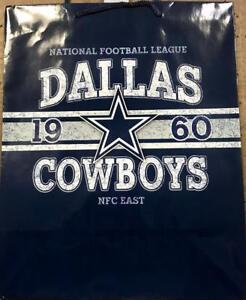 Image is loading NFL-Dallas-Cowboy-Hallmark-Expressions-Gift-Bag-Birthday-