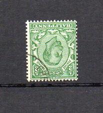 GB 1912 RARE ERROR DOWNEY 1/2d Wmk Inv & Rev SG 346 wk FINE USED Cat £100