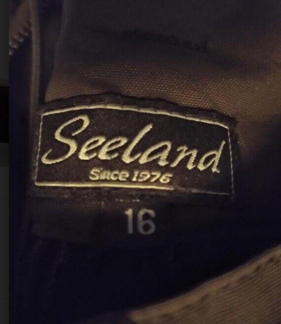 Jagttøj, Sealand