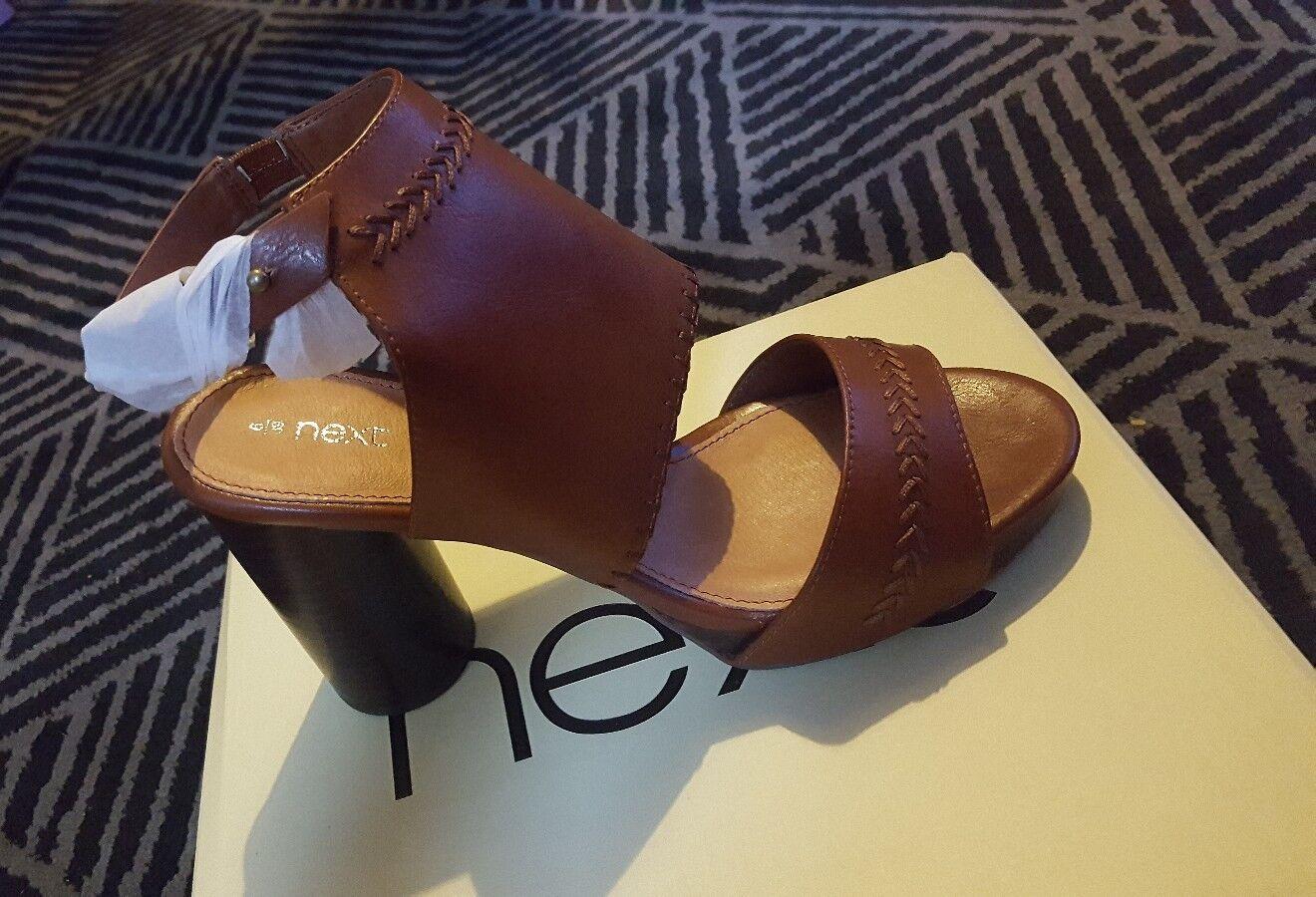 Tan roman sandle type from heels Größe 6 from type Next e8c8c8