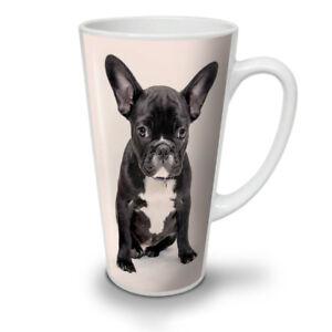 Bulldog Photo Dog NEW White Tea Coffee Latte Mug 12 17 oz   Wellcoda