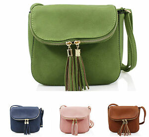 bd3b5899b2102 Latest Twin Tassel Ladies Small Cross Body Shouder Bag Women Phone ...