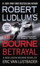 Robert Ludlum's (TM) The Bourne Betrayal (Jason Bourne series) - New - Van Lustb
