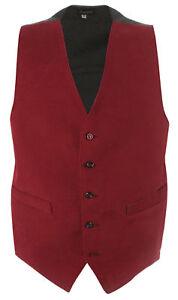 Brust-grössen 91.4-132cm SorgfäLtig AusgewäHlte Materialien Hergestellt In Gb Brillant Moleskin Weste Sieben Farben