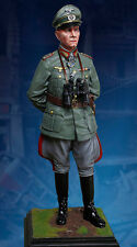 COLLECTORS SHOWCASE WW2 GERMAN CS60012 GENERAL ERWIN ROMMEL STATUE MIB