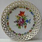 Von Schierholz China DRESDEN FLOWERS 6-3/4