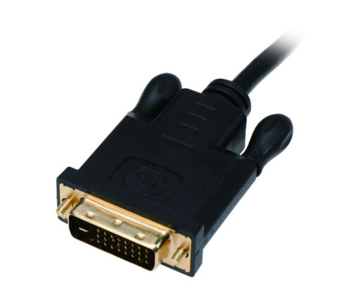 CB-DP1A11-S2 DP to DVI SIIG 10 ft DisplayPort to DVI Converter Cable