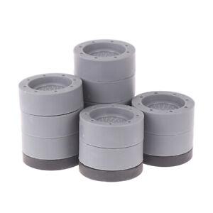 4 pièces antichoc et antibruit Machine à laver sèche-linge augmenter la hauteW1F