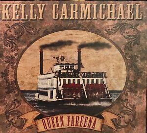 KELLY-CARMICHAEL-queen-fareena-CD-blues