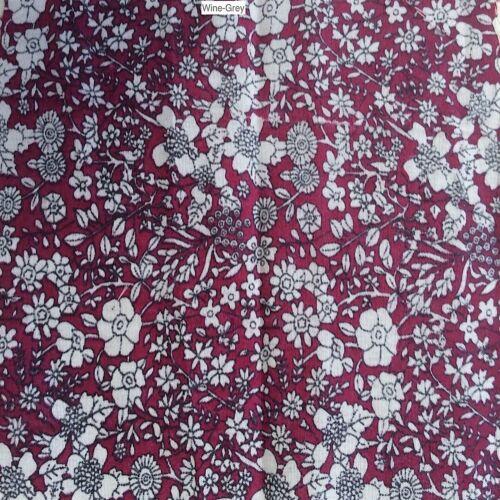 Cotton Lane Wrinkle-resistant Dress D53BRT