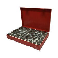 751 832 82 Pc M5 Minus Steel Pin Gage Set Gauage Metal Puncher Punch