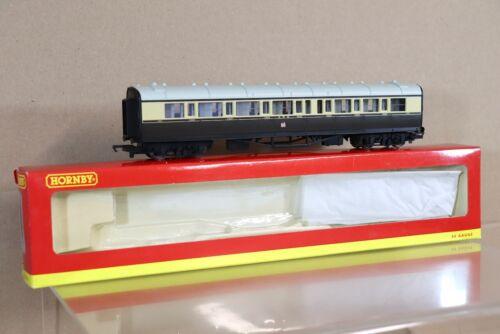 HORNBY R4065B GW GWR CHOCOLATE CREAM COLLETT COMPOSITE COACH 6030 nv