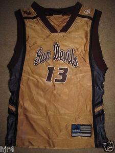 e9b1dd9a1 James Harden #13 Arizona State Sun Devils Adidas Jersey Toddler XL 7 ...